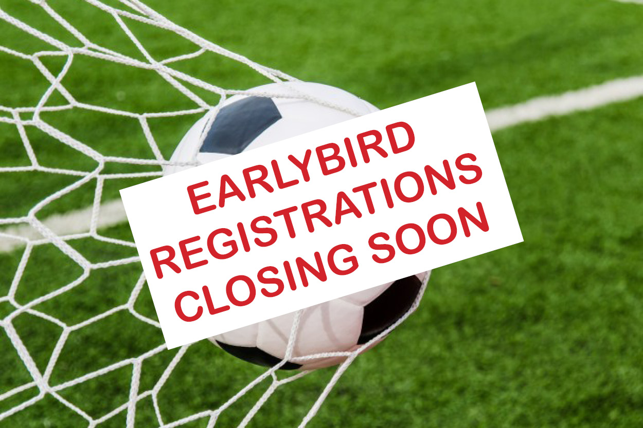 2020 Registrations Earlybird Special